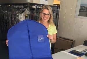Nachhaltigkeit – Unsere neuen Kleidersäcke